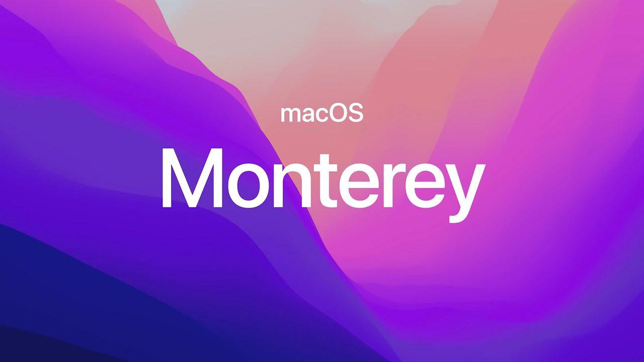 Apple svela macOS 12 Monterey: ecco le novità